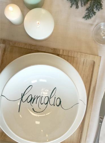 Piatti da tavola